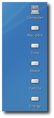 Gnome Volume Manager mounts